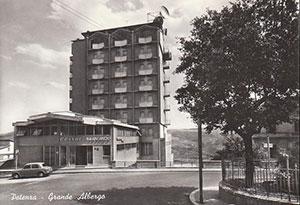 Il Grande Albergo nel 1959
